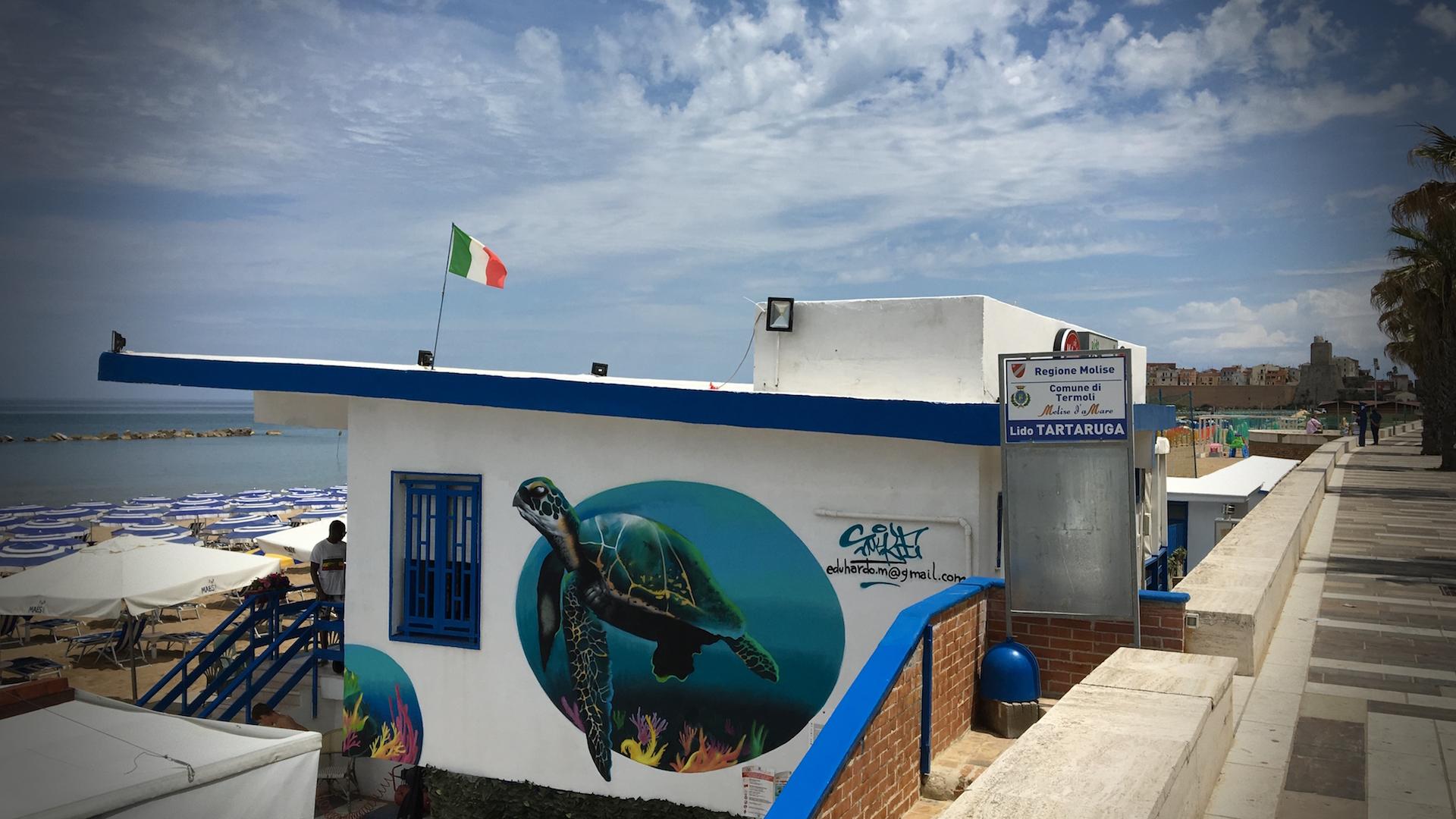 Lido tartaruga azienda autonoma di soggiorno e turismo for Azienda soggiorno e turismo termoli