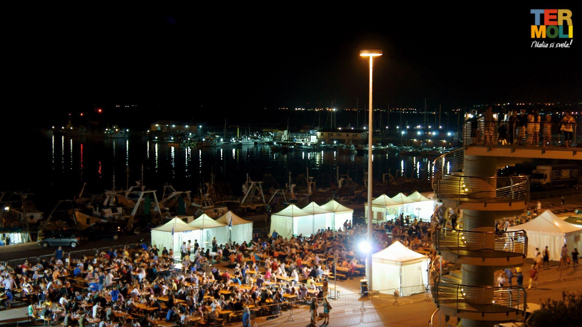 Sagra del pesce azienda autonoma di soggiorno e turismo for Azienda soggiorno e turismo termoli