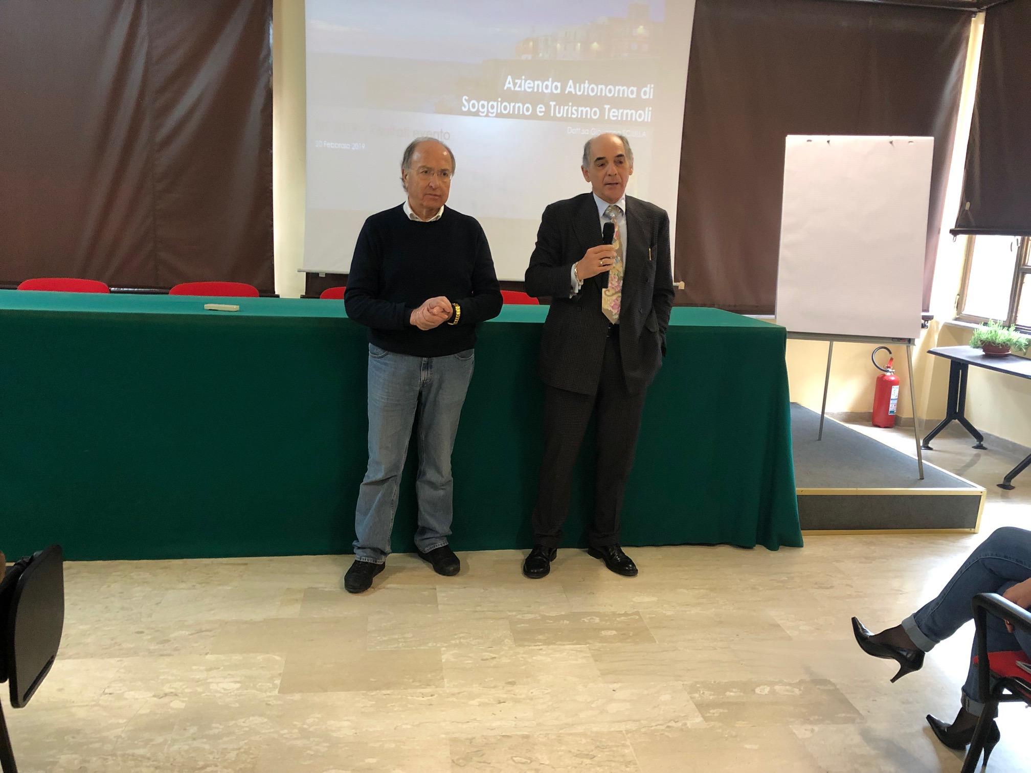 Azienda Autonoma di Soggiorno e Turismo Termoli – l\'Italia si svela