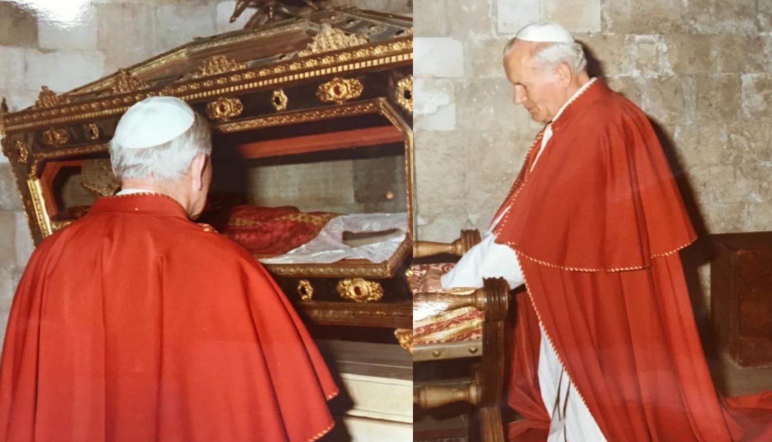 San Giovanni, l'Aast ricorda la storica visita del Papa a ...